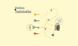Online Topluluklar