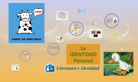 Copy of LA IDENTIDAD PERSONAL