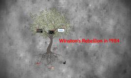 Copy of Winston's Rebellion in 1984