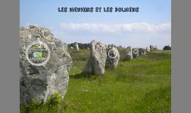 Le site de Carnac, menhirs et dolmens
