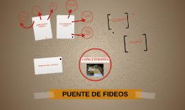 PUENTE DE FIDEOS