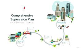 Comprehensive Supervision Plan