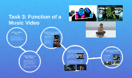 Task 3: Function of a Music Video