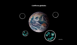 Conflictos globales 4 continentes