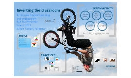 Inverting the Classroom to Improve Student Learning and Engagement