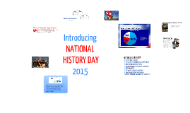Copy of Beginning Your National History Day Research! 2014-2015
