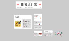 JUMPING TALENT 2015