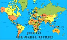 QUERIDO JOÃO!