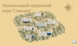 """Національний природний парк """"Синевир"""""""