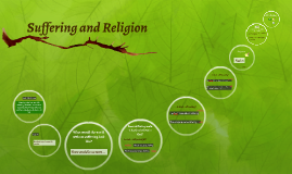 Suffering and Religion