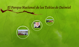 El Parque Nacional de las Tablas de Daimiel