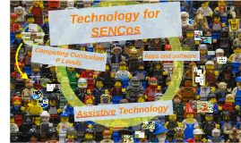 Technology and Computing for SENCos