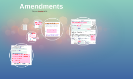 Amendments in eSped