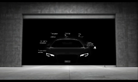 Car presentation - Prezi template