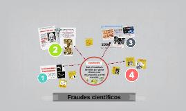 Fraudes cientificos