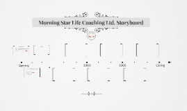 Morning Star Life Coaching Ltd. Storyboard