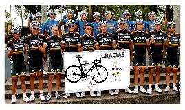 Copy of Equipos de Ciclismo - CONVENIO 085 DE 2012