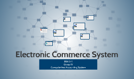 Electronic Commerce System