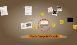 Youth Gangs In Canada