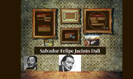 Salvador Felipe Jacinto Dali