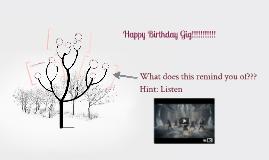Happy Birthday Gig!!!!!!!!!!!