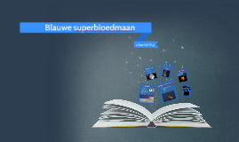 Super blauwe bloedmaan