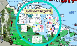 Canada's Regions-Mon/Wed Class