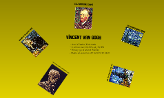 Vincent Van Gogh -Randy Frazier A2