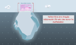 Information about Antarctica