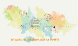 Copy of RITUALES DEL JUDAÍSMO ANTE LA MUERTE