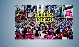 Copy of Grupos Sociais - Ciências Sociais