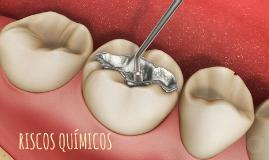 Copy of RISCOS QUÍMICOS NA ODONTOLOGIA