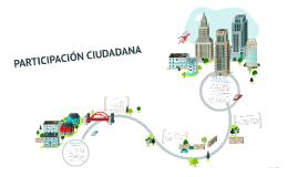 Copy of PARTICIPACIÓN CIUDADANA