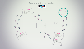Copy of So you want to be an ally...
