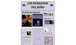 Copy of LOS DERECHOS DEL NIÑO