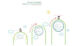 Modelo Pedagógico Activista o Escuela Nueva