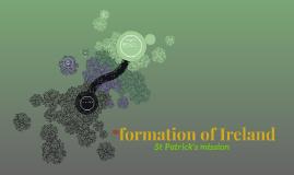 formation of Ireland