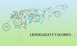 Copy of Unidad#5 Liderazgo y Valores