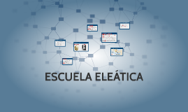 ESCUELA ELEATICA