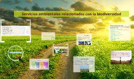 Copy of Servicios ambientales relacionados con la biodiversidad