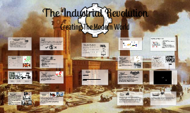 Copy of Industrial Revolution