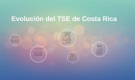 Evolución del TSE de Costa Rica