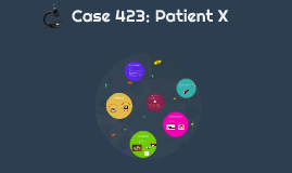 Case 423: Patient X