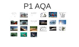 P1 AQA