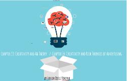Creativity and Risk Ad Theory