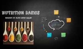 Copy of nutrition basics for elderly