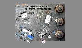 Copy of COLUMNAS Y VIGAS EN ACERO ESTRUCTURAL