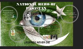 National hero of Pakistan: