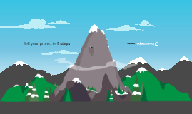 Mountain Scape Background