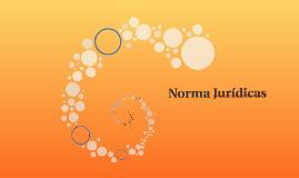 Norma Jurídicas